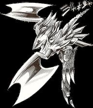 Jin Long dragon du Metal